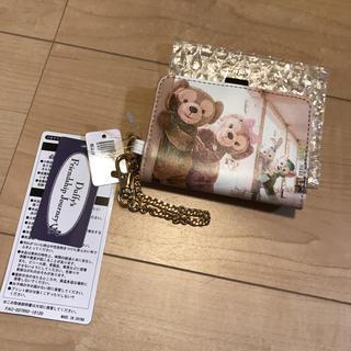 ディズニー(Disney)のダッフィー フレンズ 実写 パスケース カードケース(名刺入れ/定期入れ)