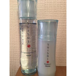 スイサイ(Suisai)のsuisai スイサイ 化粧水 乳液 2個セット SUISAI (化粧水 / ローション)