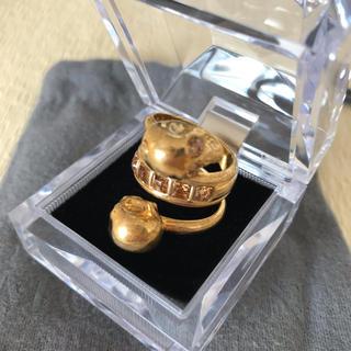 アレキサンダーマックイーン(Alexander McQueen)のアレキサンダーマックイーン スカルリング(リング(指輪))
