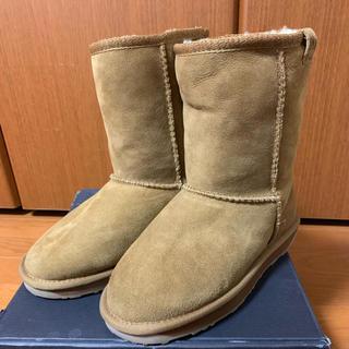 エミュー(EMU)のエミュー ムートンブーツ 23cm(ブーツ)