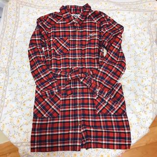 ケイティー(Katie)のkatie チェックシャツ(シャツ/ブラウス(長袖/七分))