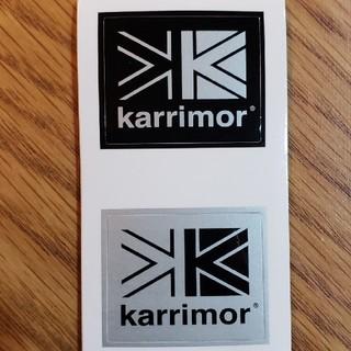 カリマー(karrimor)のカリマー  ステッカー シール 50枚  自宅保管 。(ステッカー)