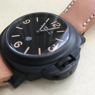 オフィチーネパネライ(OFFICINE PANERAI)のPANERAI パネライ カーボン(腕時計(アナログ))