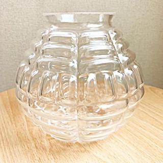 レトロなガラスシェード ④ (80ミリ)(その他)