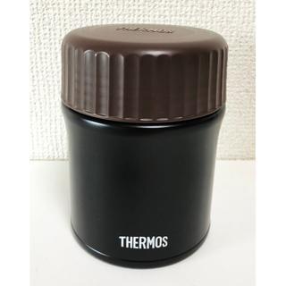 サーモス(THERMOS)のサーモス 真空断熱スープジャー 380ml マットブラック JBI-383 MT(その他 )