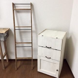 manamin様専用 シューズボックス(家具)
