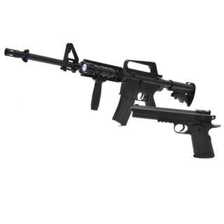 M4 R.I.S    ハンドガンセット  18禁(エアガン)