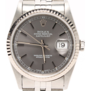 ロレックス(ROLEX)のロレックス 腕時計 デイトジャスト  自動巻き ROLEX メンズ 中古(腕時計(アナログ))