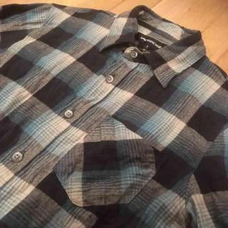 ジャックローズ(JACKROSE)のJACKROSE 日焼け加工チェックシャツ(シャツ)
