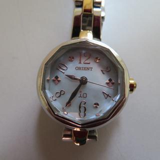 オリエント(ORIENT)のオリエント イオ 腕時計 ソーラー レディース (腕時計)