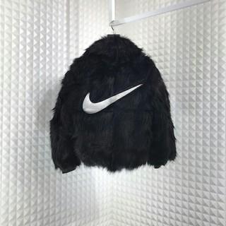 アンブッシュ(AMBUSH)のNike AMBUSH 毛皮 コート (毛皮/ファーコート)