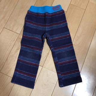 ムージョンジョン(mou jon jon)の裏起毛 パンツ 90(パンツ/スパッツ)