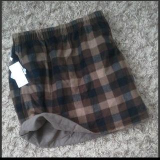 しまむら - 新品 しまむら リバーシブルスカート