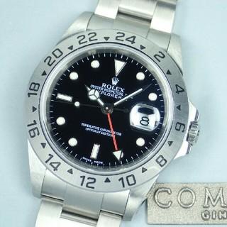 ロレックス(ROLEX)の美品ロレックス サブマリーナデイト ブラック文字盤(腕時計(アナログ))