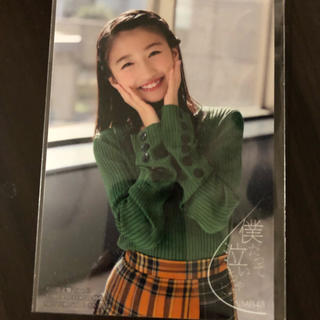 エヌエムビーフォーティーエイト(NMB48)の塩月希依音 生写真(アイドルグッズ)