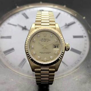 ロレックス(ROLEX)のROLEX ロレックス デイトジャスト 69178レディース 腕時計(腕時計)