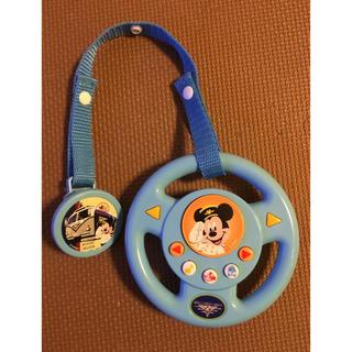ディズニー(Disney)の東京ディズニーリゾート限定  はじめてのハンドル  ミッキー(電車のおもちゃ/車)