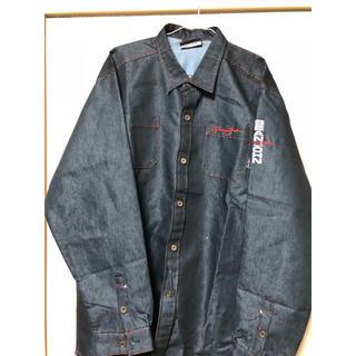 ショーンジョン(Sean John)のSEAN JOHN ショーンジョン デニムシャツ XLサイズ(シャツ)