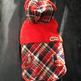 ドッグデプト(DOG DEPT)の犬 冬服 ジャンパー ジャケット(犬)