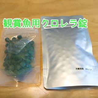 観賞魚用クロレラ200錠(1割増量中!)(アクアリウム)