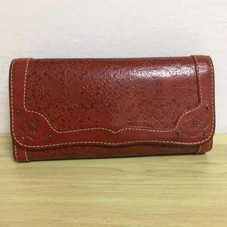 ダコタ(Dakota)のDakota フィオラ 長財布(財布)