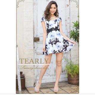 デイジーストア(dazzy store)のティアリー 花柄ワンピース ミニドレス ナイトドレス(ミニドレス)