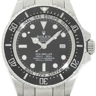 ロレックス(ROLEX)の美品 【ROLEX】ロレックス『シードゥエラー ディープシー』(腕時計(デジタル))