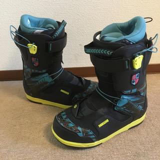 ディーラックス(DEELUXE)の人気‼️【美品♪】DEELUXE☆スノーボード ブーツ/男性用 26.5㎝(ブーツ)