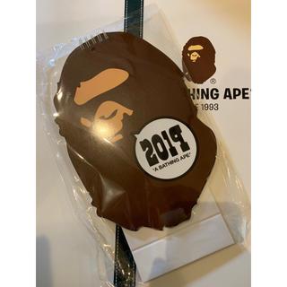 A BATHING APE - ☆限定☆ APE 2019年 カレンダー