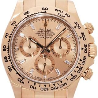 ロレックス(ROLEX)の美品 ROLEXロレックス『コスモグラフデイトナ』 ランダム番 メンズ 自動巻き(腕時計(デジタル))