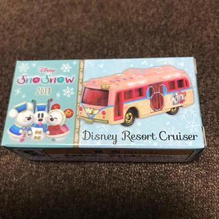 ディズニー(Disney)のディズニー トミカ クリスマス 新品未使用(ミニカー)