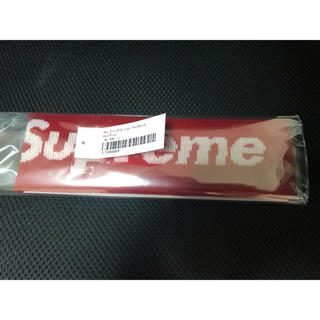 Supreme new era headband red ヘッドバンド 赤