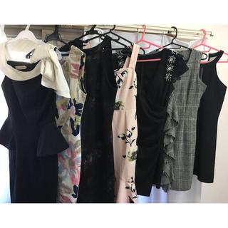 デイジーストア(dazzy store)の激安 ドレス まとめ売り キャバクラ ミニドレス(ミニドレス)