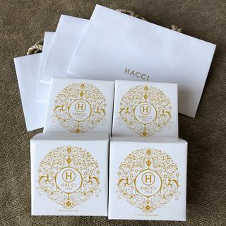 ハッチ(HACCI)のHACCI  ハッチ ハニーソープ 120g 4個セット(洗顔料)
