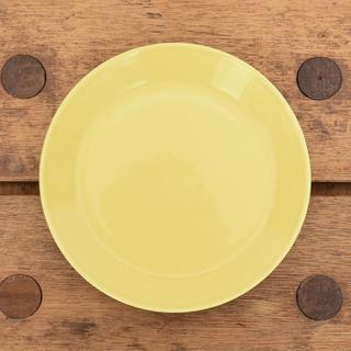 アラビア(ARABIA)のアラビア イッタラ イエロー ティーマ 19cm プレート(食器)