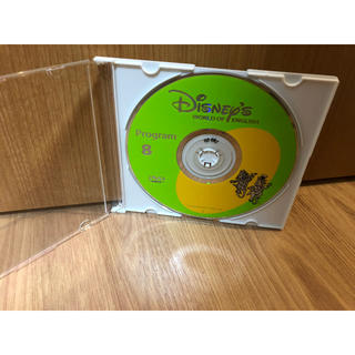 ディズニー(Disney)のディズニー英語システム ストレートプレイDVD8巻 ブラシ版(キッズ/ファミリー)