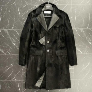 サンローラン(Saint Laurent)のsaint laurant goat skin coat(その他)