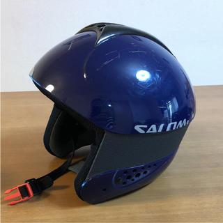 SALOMON - SALOMONのスキーヘルメット