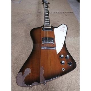 ギブソン(Gibson)のギブソン ファイヤーバード91年 レリック(エレキギター)