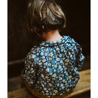 little cotton clothes ブラウス(ブラウス)