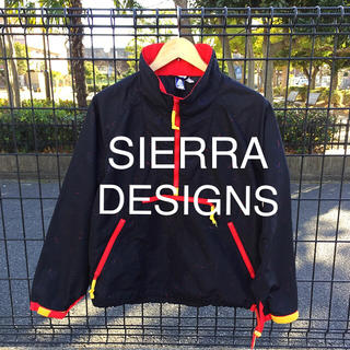 シェラデザイン(SIERRA DESIGNS)の90s  SIERRA DESIGNS   アノラック(ナイロンジャケット)
