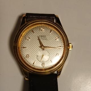 オリス(ORIS)のオリス 手巻式腕時計(腕時計(アナログ))
