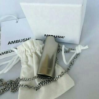 アンブッシュ(AMBUSH)のAMBUSH ライターケース ネックレス(ネックレス)