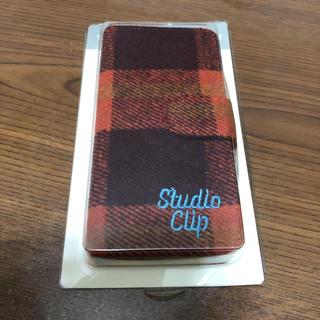 studio clip 手帳型スマホケース