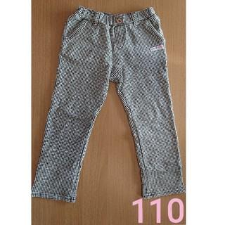 キムラタン(キムラタン)のキムラタン 千鳥柄パンツ 110(パンツ/スパッツ)