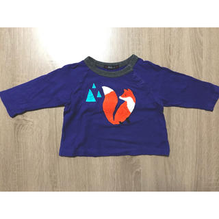 カルディア(CALDia)の【カルディア】キツネさん🦊ロンT (Tシャツ)
