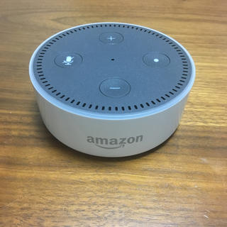 エコー(ECHO)のAmazon echo dot アマゾンエコードット(スピーカー)