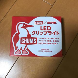 チャムス(CHUMS)のBEPAL ビーパル 付録(その他)