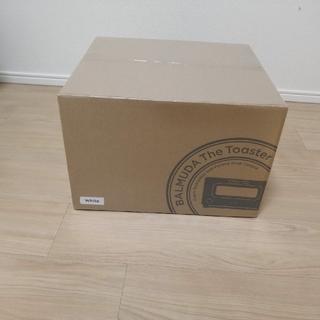 バルミューダ(BALMUDA)の★新品・未開封★バルミューダトースターWhite(調理機器)
