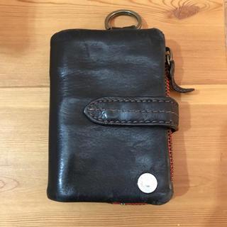 タフ(TOUGH)のタフ TOUGH 二つ折り財布 ブラウン 茶(折り財布)